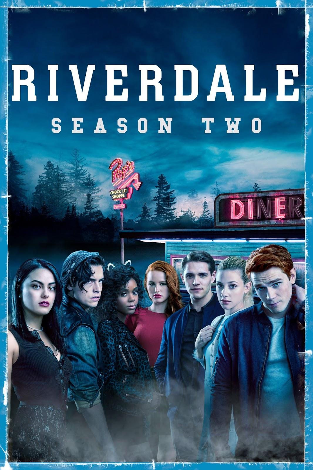 Riverdale - 2ª Temporada 720p Dublado - Torrent - Baixar