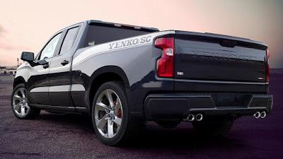 2021 Chevrolet Silverado Yenko S/C Review