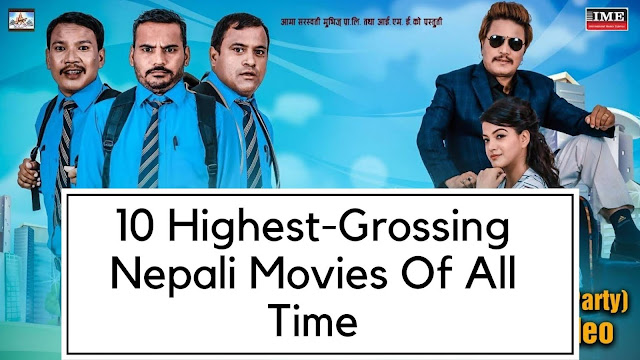 10 Highest-grossing Nepali movies of all time