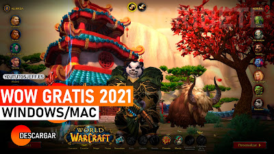 descargar world of warcraft 2021