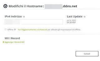IP DDNS