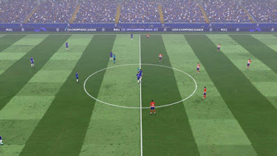 FIFA 17 Pitch for PES 2017