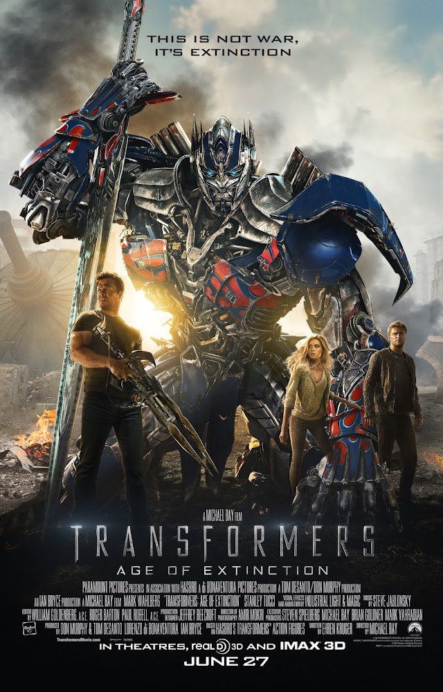 Transformers: Age of Extinction 2014 Full Movie Free Download Online HD
