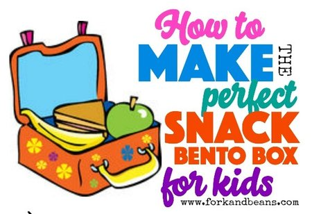 How to make profect snanck bento boxes #article