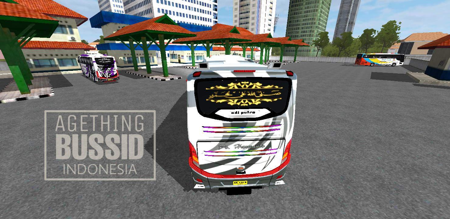 670+ Mod Mobil Bussid Full Strobo HD
