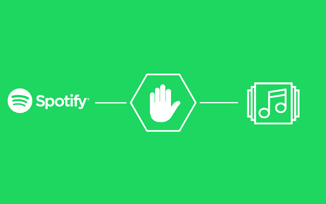 Tutorial Mudah Cara Block iklan Spotify