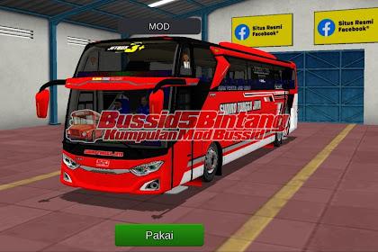 Mod Bussid Bus JB3+MHD Selendang