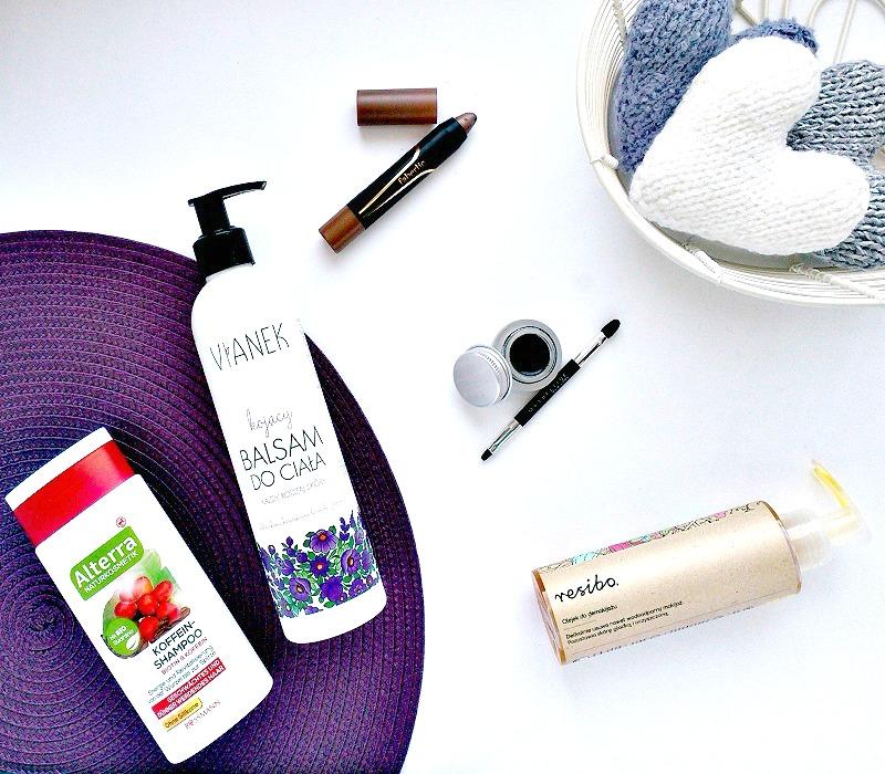 Top 5 miesiąca- kosmetyczni ulubieńcy kwietnia 2017