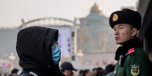 "Upaya Dunia Telusuri Asal-usul Virus Corona Terbentur ""Tembok China"""