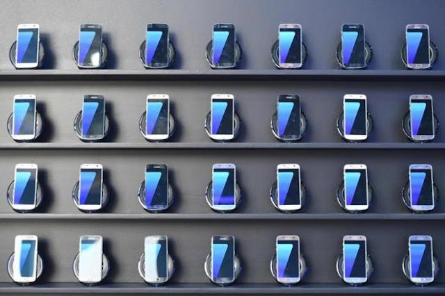 Samsung septima marca en EEUU