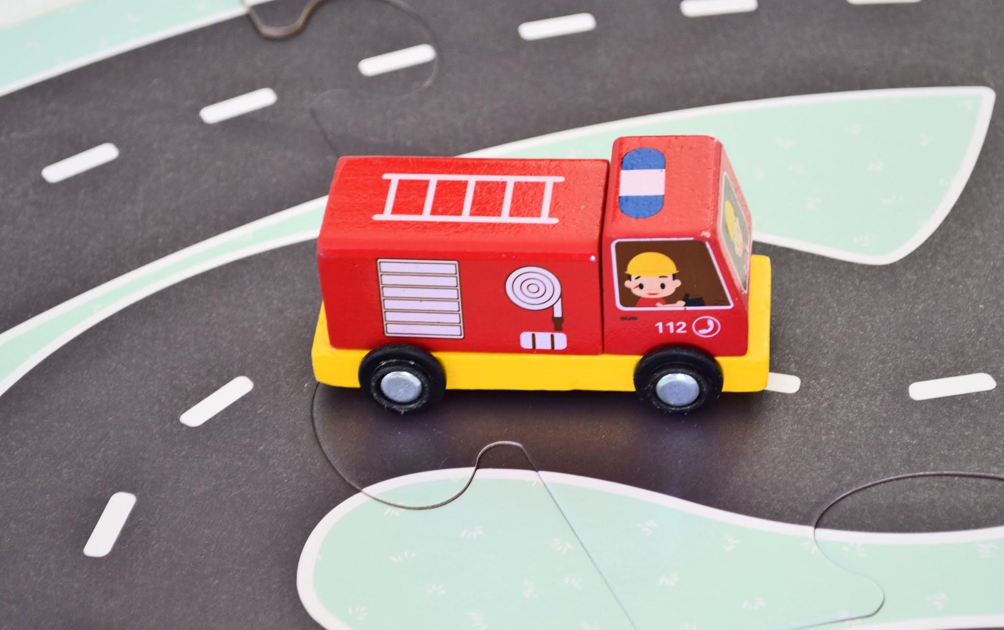 mata dywanik do zabawy droga ulica edukacyjna