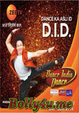 Dance India Dance HDTV 480p 208MB 14 January 2018 Watch Online Free Download bolly4u