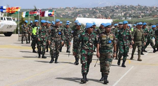 33 Tentara Unifil Tinjau Area Operasi Indobatt di Lebanon Selatan