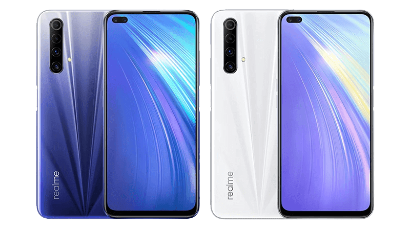 Realme X50m launched in China, a budget 5G-ready smartphone!