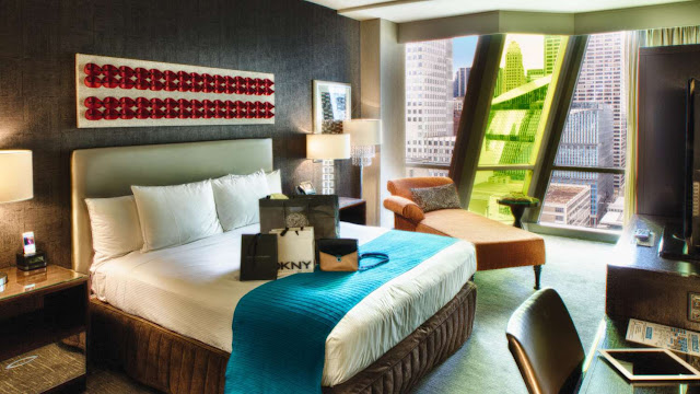 Unlike any other, theWit Chicago – a DoubleTree by Hilton is more experience than hotel. Located in the heart of Chicago's theater, arts and shopping district, theWit Hotel stands as a homage to creativity and is home to ROOF on theWit, Chicago's award-winning rooftop lounge.