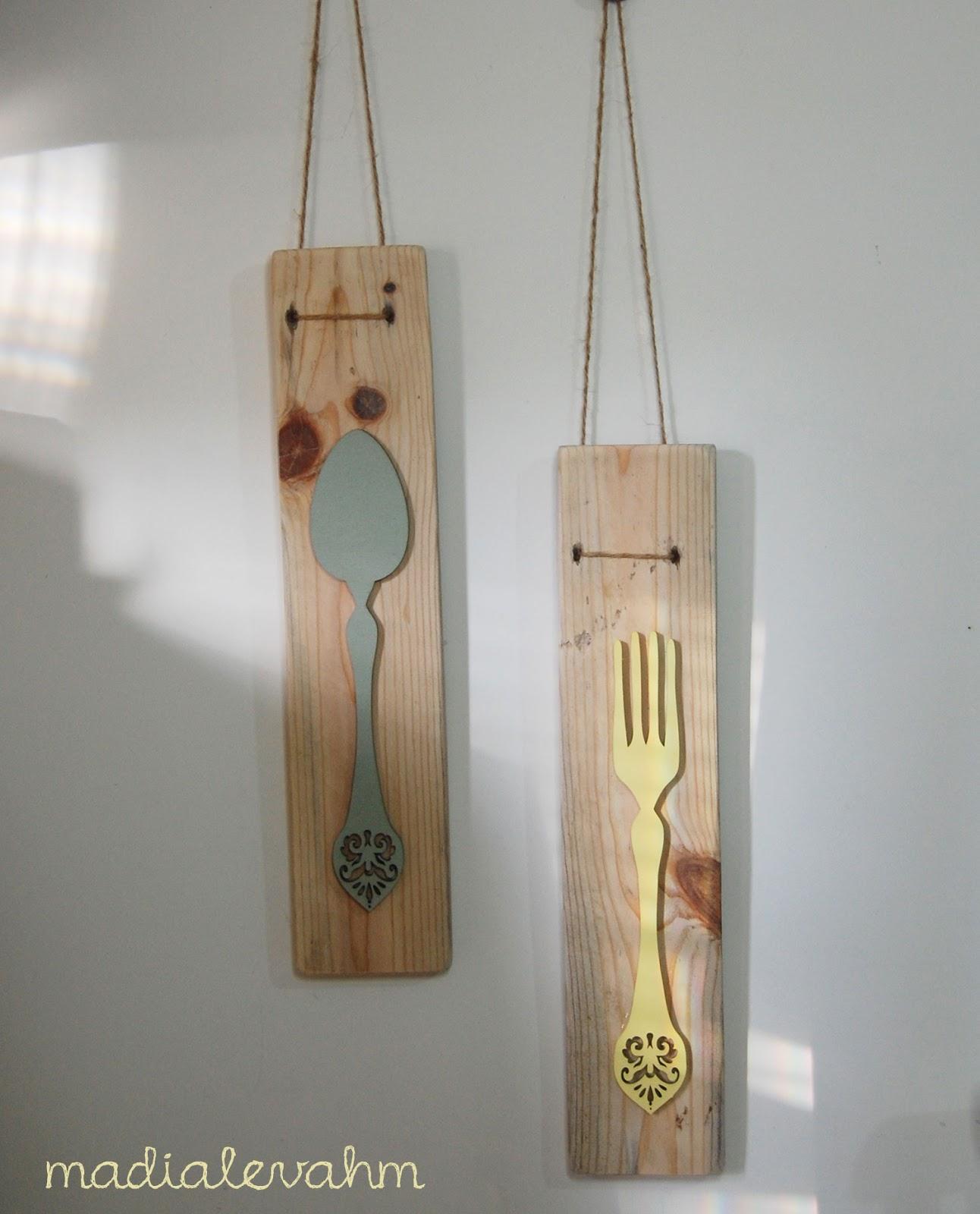 Madialeva manualidades reciclaje ideas de costura y for Cuadros para cocina originales