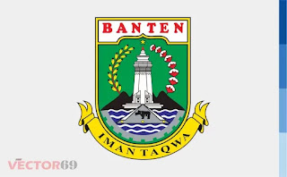 Logo Provinsi Banten - Download Vector File EPS (Encapsulated PostScript)