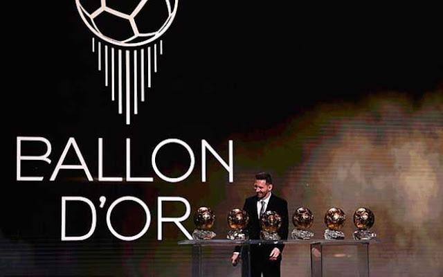 Lễ trao giải Quả Bóng Vàng 2019: Messi đoạt giải lần thứ 6 kỷ lục 2
