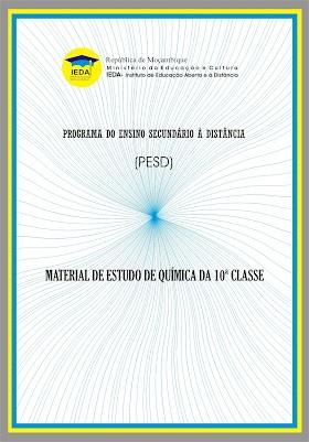 Módulo de Química - 10ᵃ  Classe (PESD) PDF