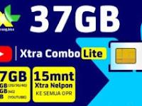 Kartu PERDANA INTERNET XL XTRA COMBO LITE