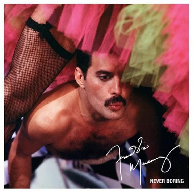 Box homenageando a fase solo de Freddie Mercury é lançado pela Universal Music