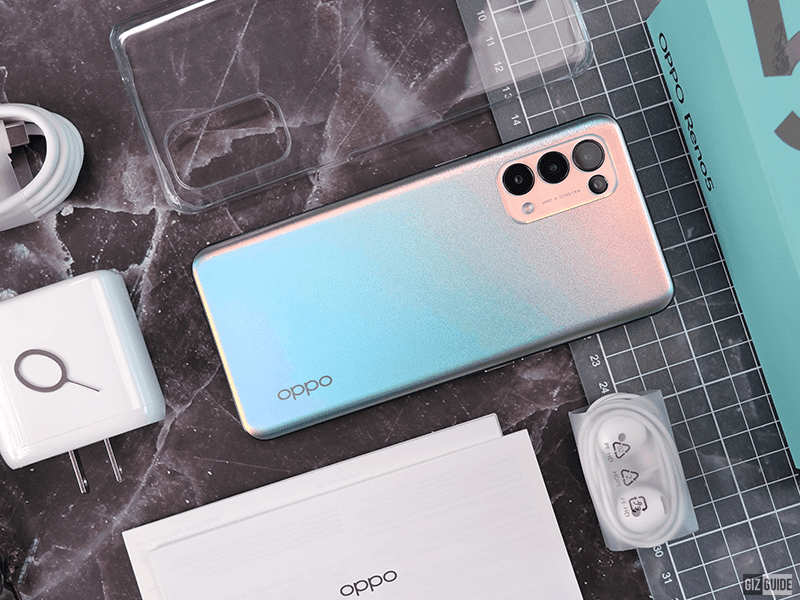 OPPO Reno5 4G with 90Hz display, 50W charging and SD 720G now official in PH!