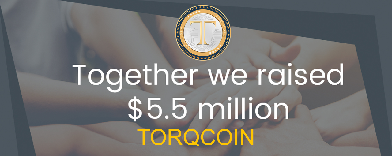 TORQ Coin is digital asset affiliated with Gold, Metal and Coal mining company based on Blockchain technology