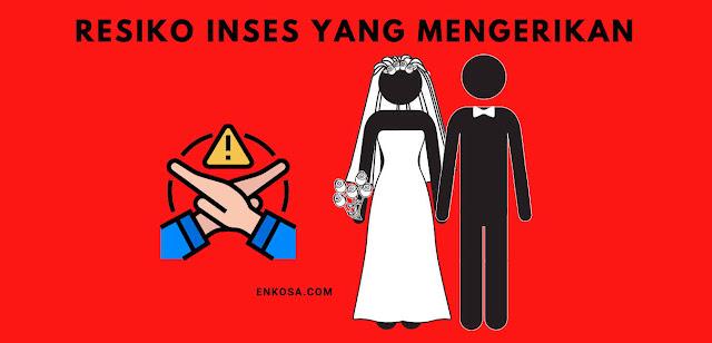 4 Resiko Pernikahan Sedarah Yang Mengerikan