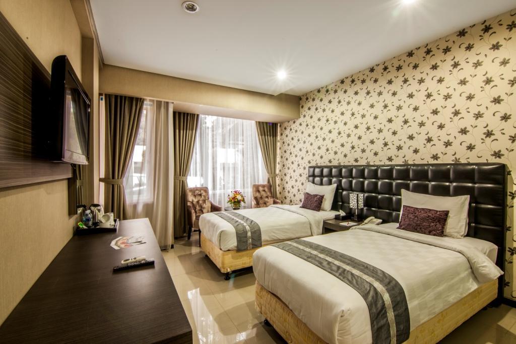 THE RIZEN HOTEL TERBAIK DI PUNCAK, BOGOR JAWA BARAT