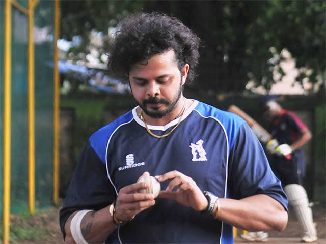 8 साल बाद मैदान पर लौटे एस श्रीसंत, वॉर्म-अप मैच में में दिखे काफी आक्रमक