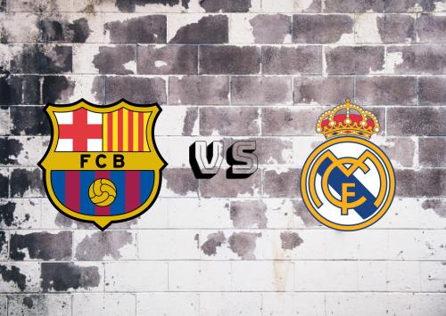 Barcelona vs Real Madrid  Resumen y Partido Completo