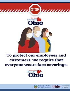 Coronavirus Update 11-12-2020: Breaking down the potential liabilities in Ohio's new mask rules