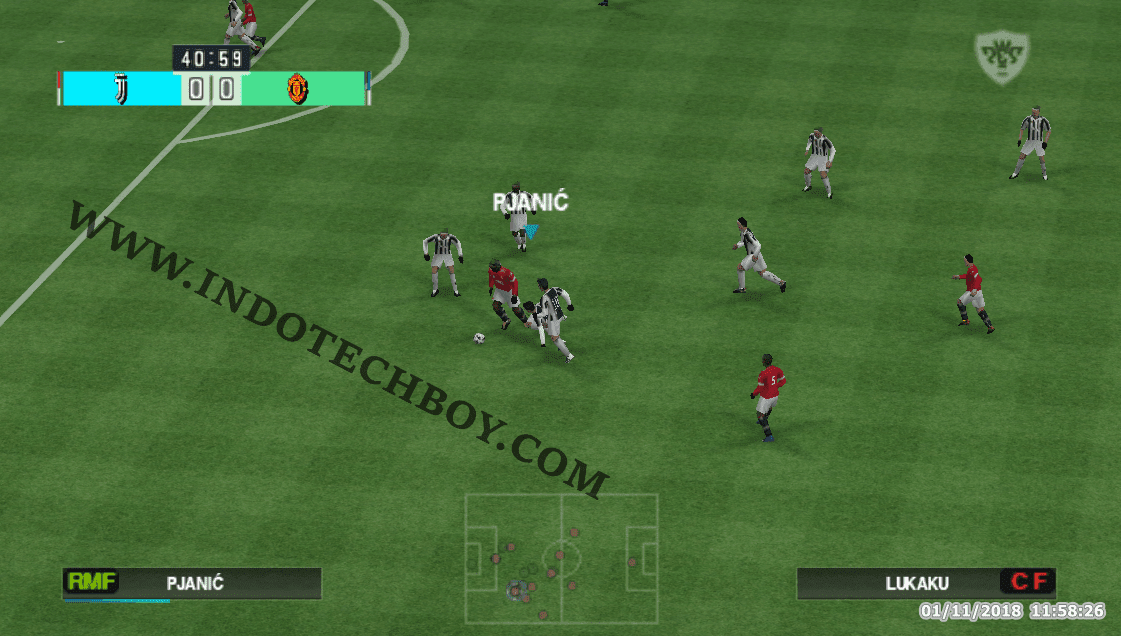 PES 2018 Patch Mod by Chelito 19 v4 + Save Data Update 2018-2019