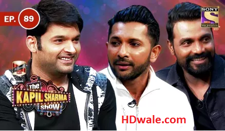 The Kapil Sharma Show Episode 89 Download – 12th March 300mb