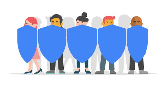 Sete formas como a Google protege a sua privacidade