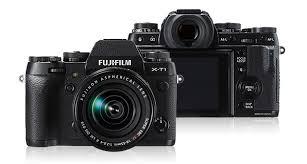 Fujifilm X-T1 Mirrorless Digital Camera Firmware Full Driversをダウンロード