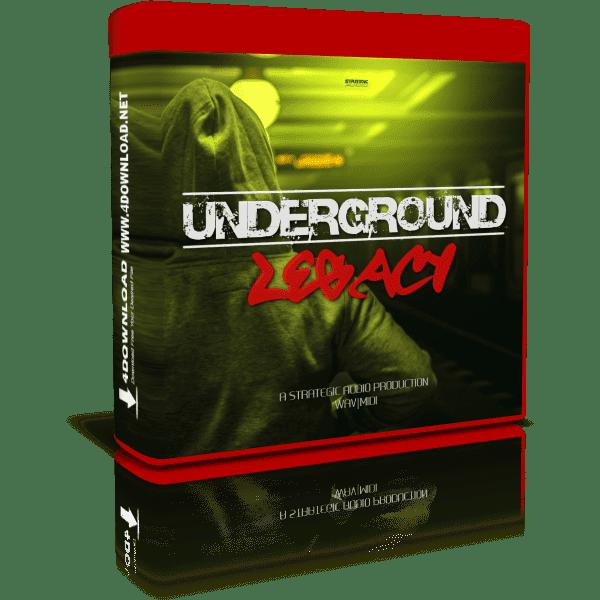 Strategic Audio Underground Legacy