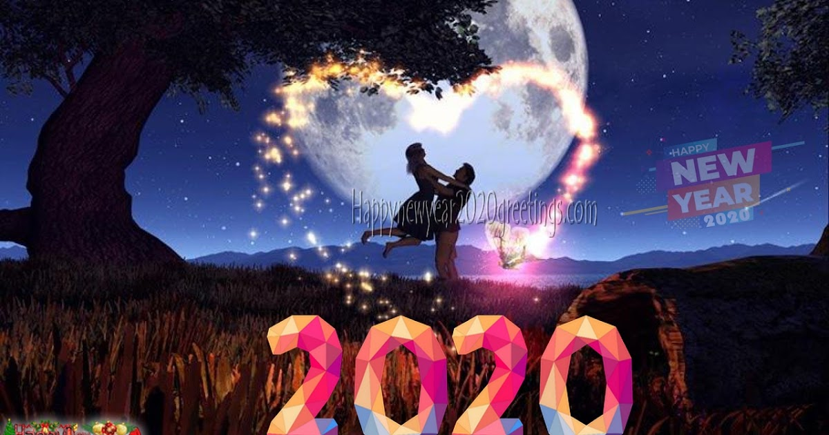 Happy New Year 2020 Love Wallpapers Download Free New Year