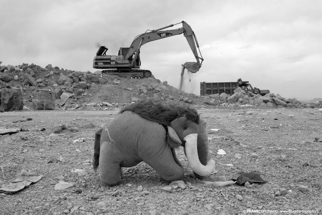 fotografia documental en basurero de oaxaca