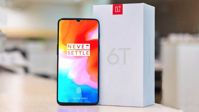 T-Mobile's OnePlus 6T finally receives Android 10 update.