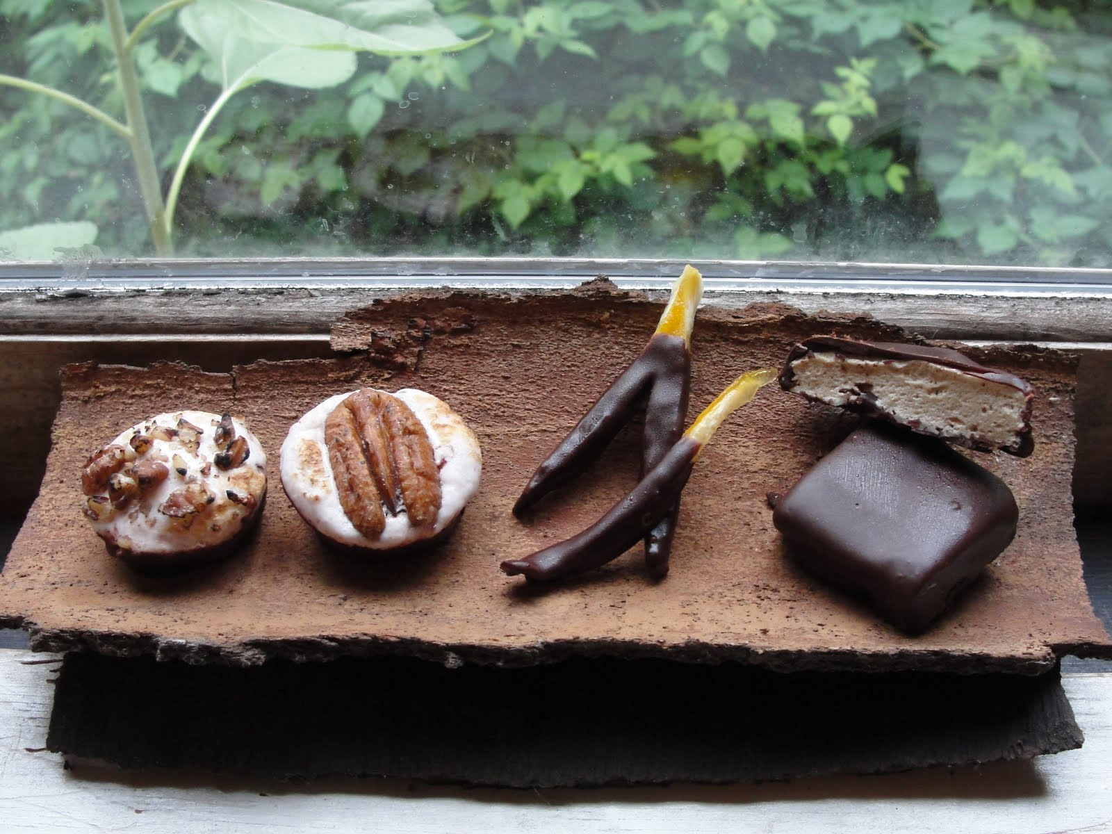 Rise and Shine: Marshmallows, Bonbons and Candied Lemon Rinds