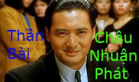 Phim Thần Bài Châu Nhuận Phát