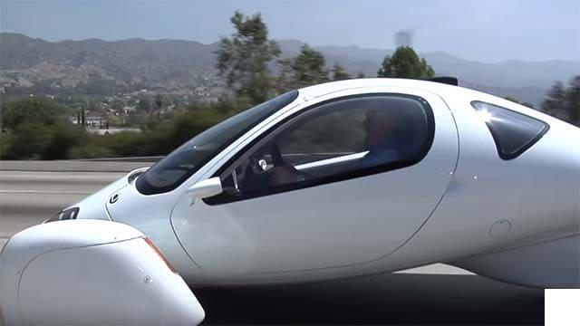 ابتيرا : سيارة المستقبل ثلاثية العجلات