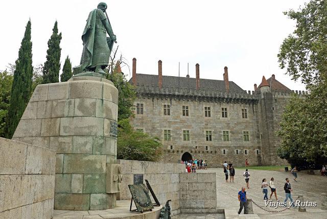 Palacio de los Duques de Bragança, Guimarães