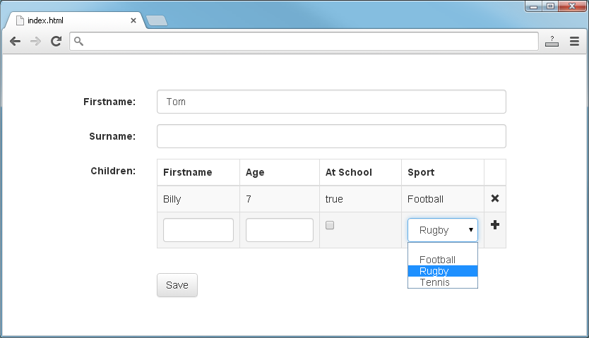 AngularJS: Create editable tables with dynamic columns (Part 2)