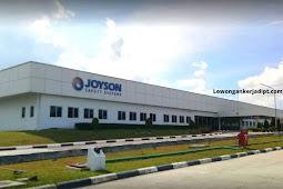 Lowongan Kerja PT Joyson Safety Systems Indonesia Cikarang Terbaru 2021