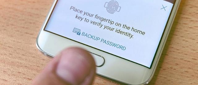Cara Merawat Fingerprint Smartphone