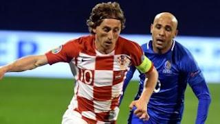 مشاهدة مباراة كرواتيا واذربيجان