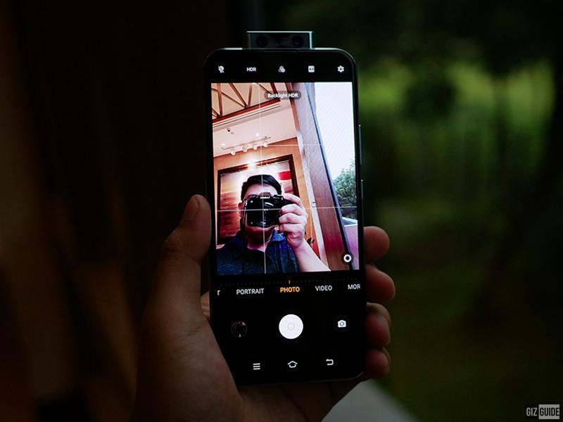 Vivo V17 Pro dual-selfie cam