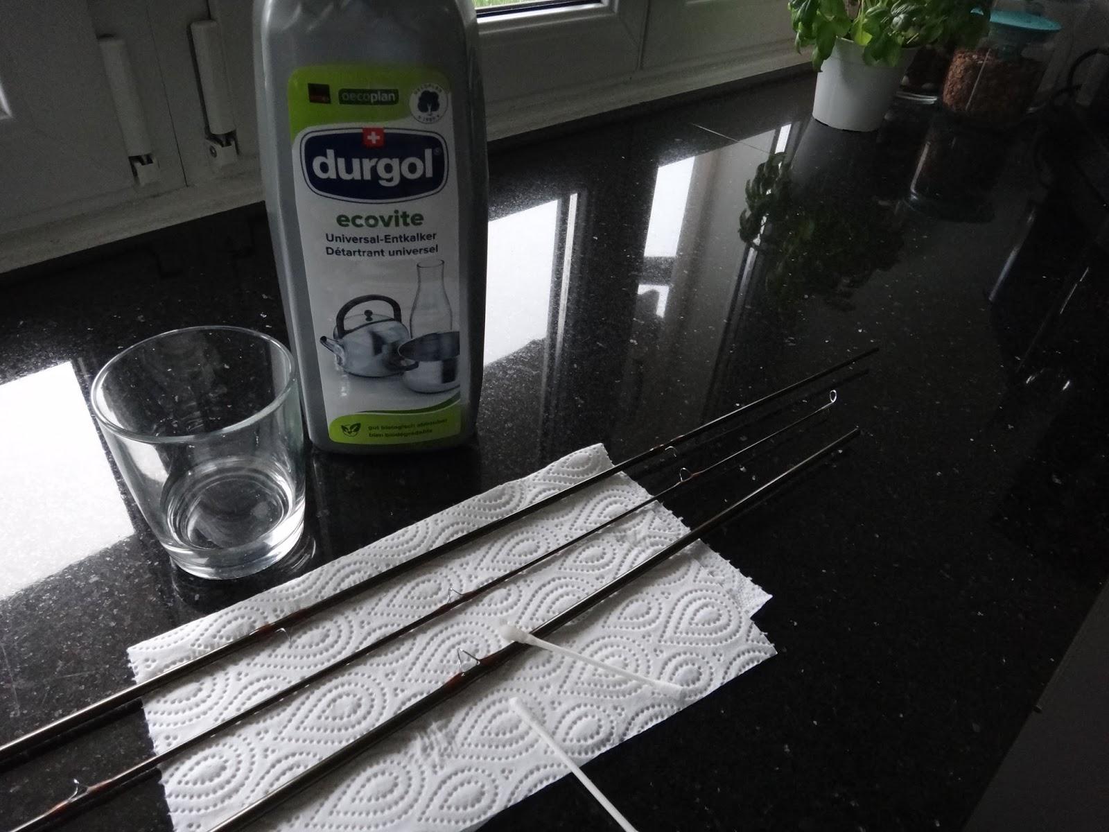 cdccaddis fliegenruten pflege kalk entfernen. Black Bedroom Furniture Sets. Home Design Ideas